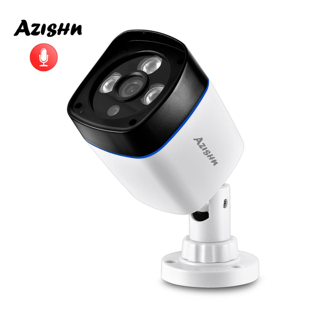 H.265 2MP HD 1080P Security IP Camera Outdoor  Video Surveillance Network Camera