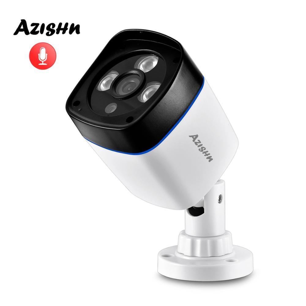 AZISHN H.265 Audio 5MP 1/2.8
