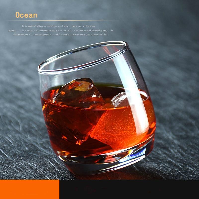 Океан кубинский стакан виски стекло Хрустальное стекло es конический ликер вина пива, ликера коктейльный бренди стаканчик Verre Beaker колба Vidro|Наборы для бара|   | АлиЭкспресс