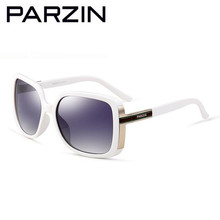Parzin Polarized  Sunglasses Women Vintage Oversized Female Sun Glasses