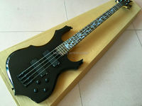 New! Factory Custom 4 String Electric Bass, Bass Guitar,Black color,All color are available,Wholesale & Retail