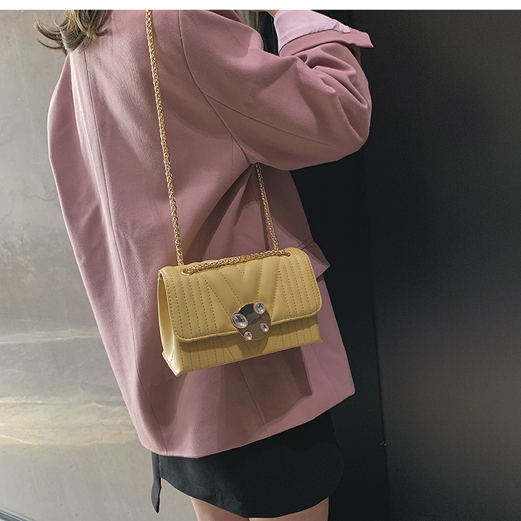 newest fashion bags bag women chain shoulder crossbody bag women's handbags (19)