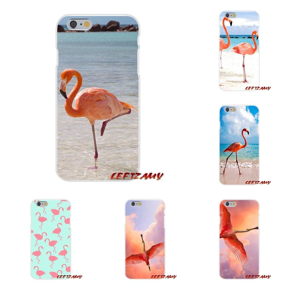For Samsung Galaxy A3 A5 A7 J1 J2 J3 J5 J7 2015 2016 2017 lovely Flamingo bird Silicone Soft Phone Case