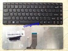 Сменная английская клавиатура для ноутбука Lenovo G400 g410 G480 G485 Z380 Z480 Z485 G410 G490 G400 G405 G410