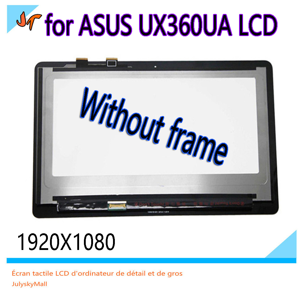 Brand new original for ASUS Lingyao ZenBook Flip UX360UA UX3600U 13.3 inch LCD + touch display screen (no frame)|Laptop LCD Screen| |  - title=