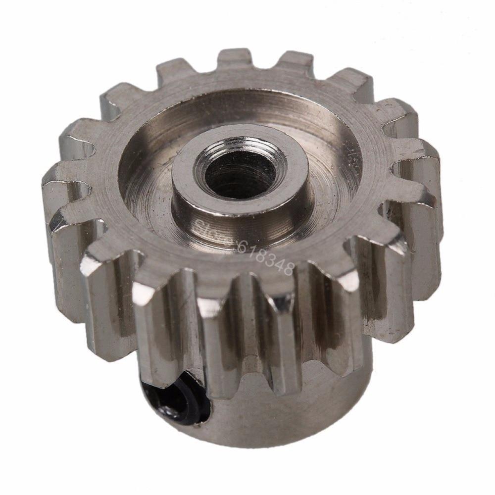 For WLtoys A959 RC Car Parts Metal 17T Motor Pinion Gear Teeth 0 7 Module
