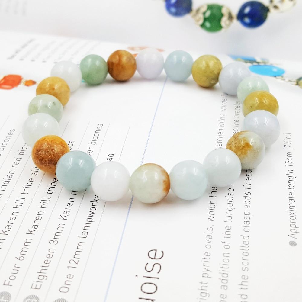 Popular Multi Color Jade Bracelet-Buy Cheap Multi Color Jade ...