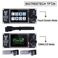 BIGTREETECH TFT24 V1.1 Touch Screen Display compatibel 12864LCD 3D Printer Onderdelen VS MKS TFT2.4 Voor SKR PRO SKR V1.3 Ender-3