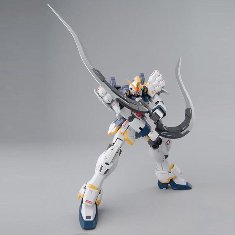 Image 3 - BANDAI Model MG 1/100 New Mobile Report Gundam Wing EW Sandrock Gundam Effects Action Figure Model ModificationAction & Toy Figures   -