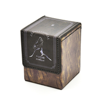 Stark House Wolf Board Game Accessories Boxes Game Cards Box Dice Container For Magical Card The