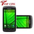 Reformado 9860 teléfono original blackberry touch 9860 teléfono móvil de la cámara de 5mp 3g gps wifi libera el envío!!!