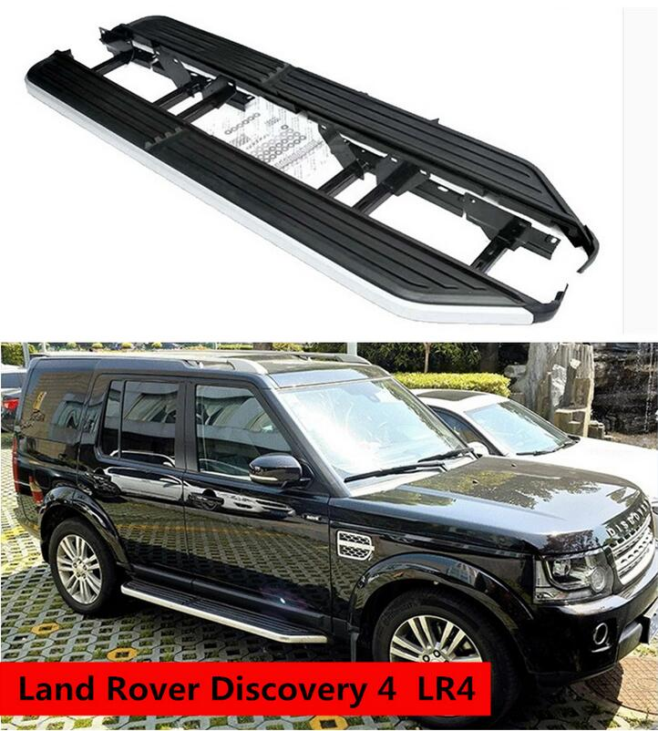 JIOYNG Running Boards For Land Rover Discovery 4 LR4 2010