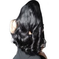 180 Density Full Lace Human Hair Wigs Body Wave Brazilian Virgin Hair Pre Plucked Full Lace