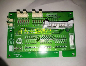 For the supply of computer embroidery machine 100  take-up spring type nose signal board DAHAO HT154