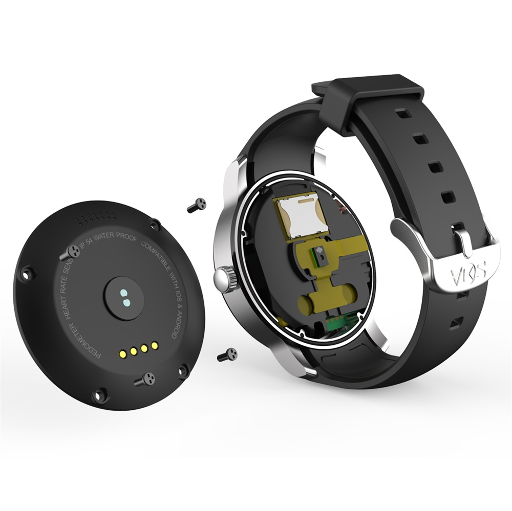 696 SMA 09 Waterproof Brand Smartwatch Bluetooth Heart Rate Monitor Sport Watch Alarm Phonebook Voice Record Android IOS - 5