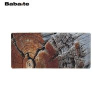 Babaite Lunar Eclipse Pattern DIY Custom Made Durable Gaming Anti Slip Silicone Mouse Pad For Texture