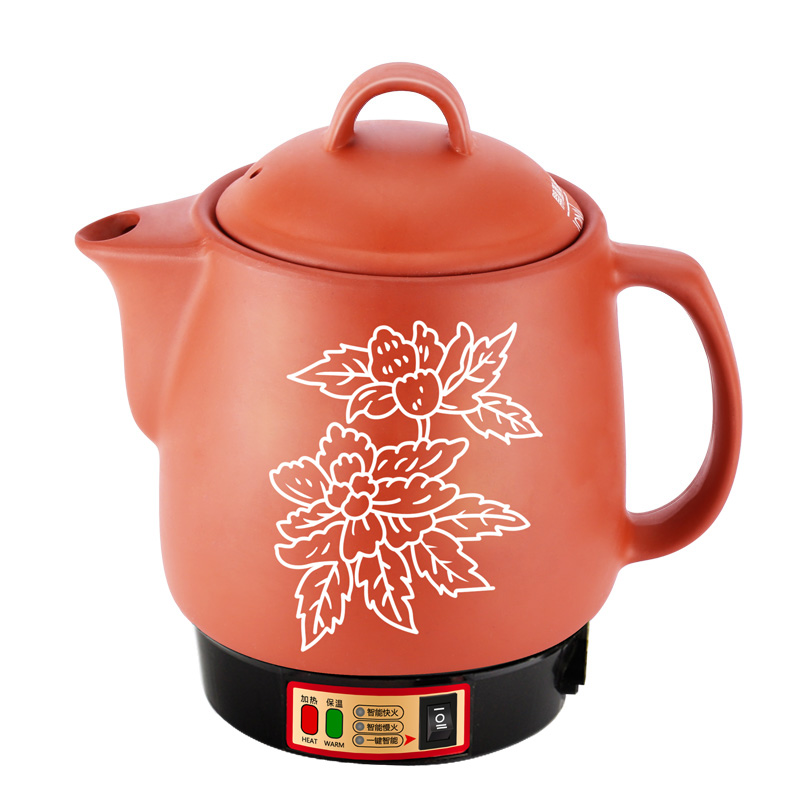 Electric kettle Automatic traditional Chinese medicine pot decoction of ceramic raised electric san sociology of medicine textbook