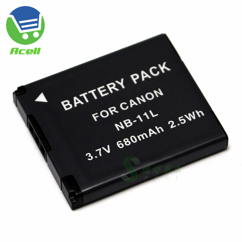 NB-11L NB-11LH Battery For Canon PowerShot SX430 SX420 SX410 SX400 IS A3500 IS IXUS 285 275 265 HS IXUS 190 185 180 Camera