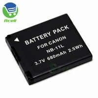 NB-11L NB-11LH akumulator do aparatów canon PowerShot SX430 SX420 SX410 SX400 jest A3500 jest IXUS 285 275 265 HS IXUS 190 185 180 kamery