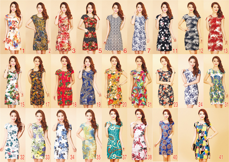 HTB1ueLcdzgy uJjSZKPq6yGlFXa3 Women Dress 2019 Summer Style Slim Tunic Milk Silk Print Floral Casual Plus Size Vestido Feminino Loose Dresses Clothes L 5XL
