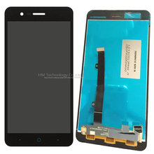 5.0″ Black LCD+TP for ZTE Blade A510 BA510 BA510C LCD Display+Touch Screen Digitizer Assembly Replacement Free Shipping+Tools