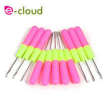 10pcs/bag Hair Tool Crochet Hooks Weave Knitting Knit Braid