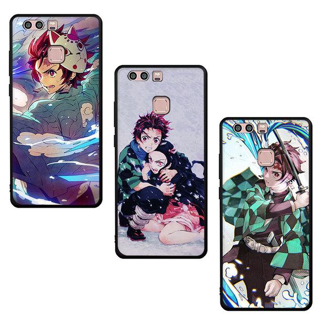 Demon Slayer Kimetsu no Yaiba cover case for Huawei Models