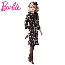 Original Gold Retro Limited Edition Barbie Doll Supermodel Shopping Barbie Girl Girl BOUCLE BEAUTY CGT25