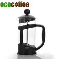 Eco Coffee Accessories Free Shipping 350ml Coffee French Press Coffee Plunger