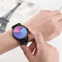 Unique Minimalist Creative Watch Swirl Fashion Design Brand Luxury Wrist Watch Men Women Simple Quartz Watch Reloj de cuarzo