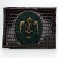 Suicide Squad Джокер Череп Bi-Fold Wallet DFT-1890
