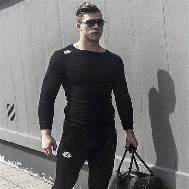 New Brand Sweatshirt Men Hoodies Fashion Solid Fleece Hoodie Mens SportsSuit Pullover Men's Tracksuits Moleton Masculino