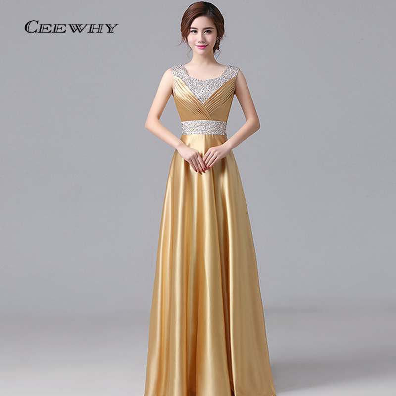 Unique Robe De Soiree Evening Dresses Long Chiffon Summer Evening Gowns Women