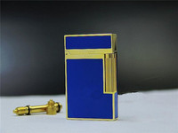 S T Memorial Dupont Lighter Bright Sound New In Box Serial Number TH32