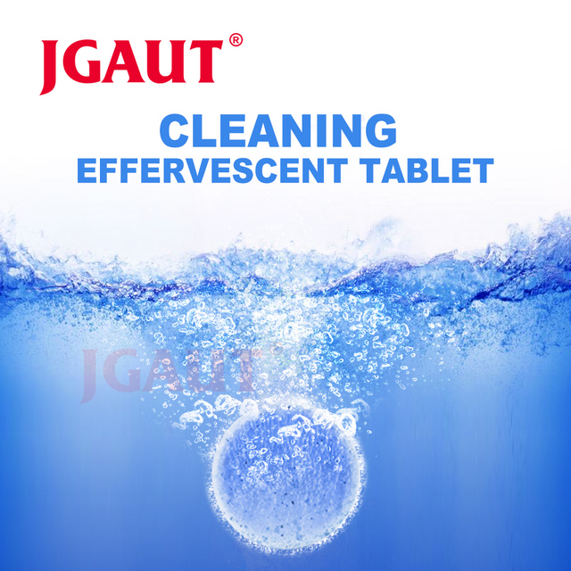 JGAUT 1PCS=4L Car Windshield Window Nursing Household Cleaner Concentrated Effervescent Tablets Cleaning Decontaminate