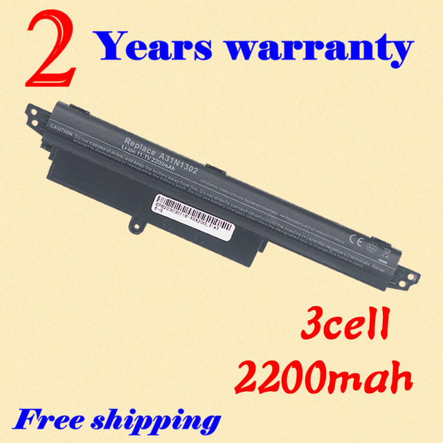 Jigu 0b110-00240100e 1566-6868 a31lm2h a31lm9h batería del ordenador portátil para asus vivobook 200ca-ct161h x200ca series