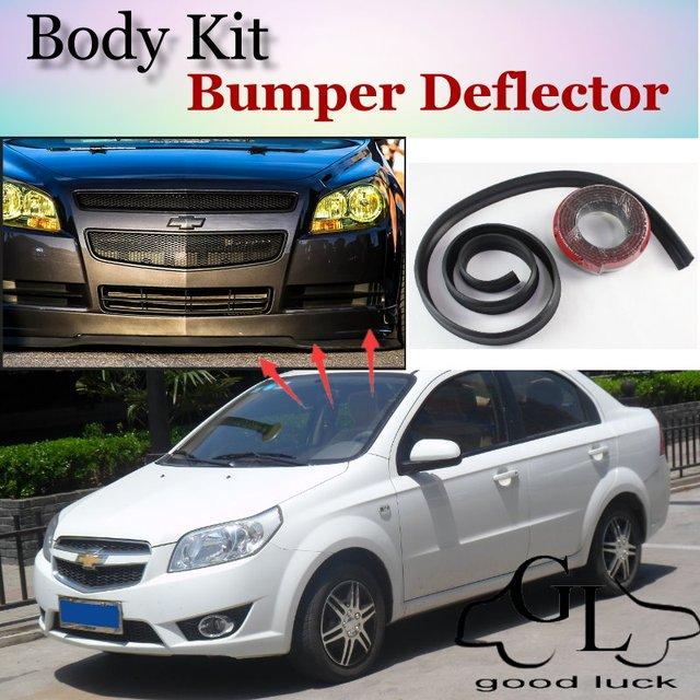 Bumper Lip Lips For Chevrolet Lova Car Lip Shop Spoiler For Car