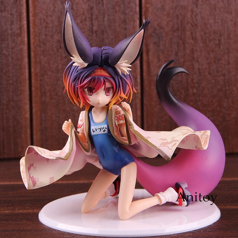 PVC Figure New Toy No Box Anime No Game No Life Hatsuse Izuna 1//7 Swimsuit Ver