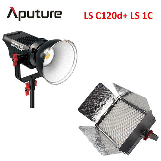 Aputure LS C120D + LS 1C led studio light kit professionele ...