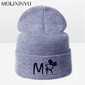 3b81ed995d5 MOLIXINYU Children Hat For Girls Winter Boys Hats Baby Cap