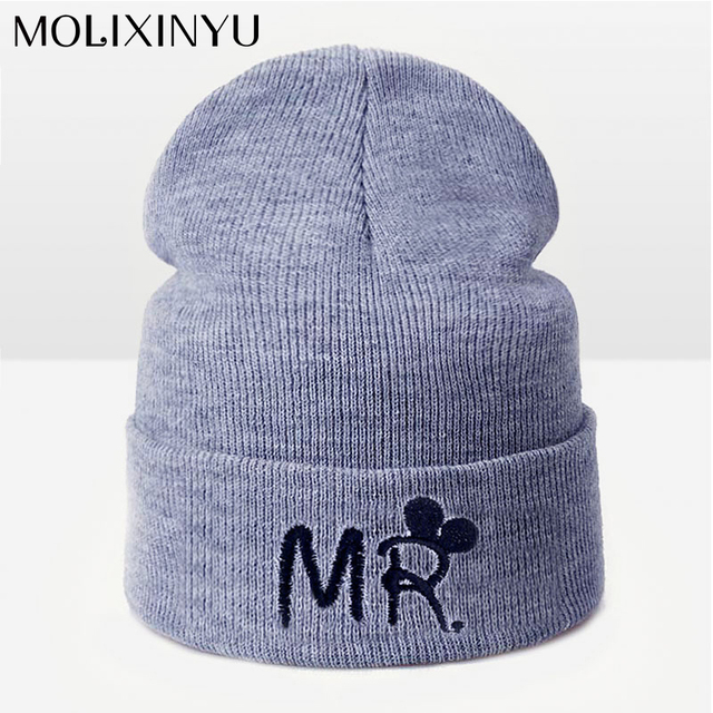 MOLIXINYU 2018 Nouveau Arrivent Mode Enfants Chapeau Pour Filles Hiver Bébé  Chapeau Pour Garçons Chapeaux Chaud f8963ceddd2