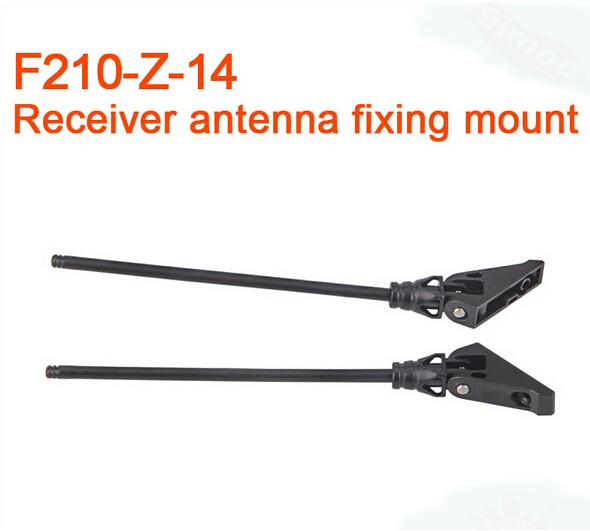 Walkera F210 RC Helicopter Quadcopter Spare Parts F210-Z-14 Antenna Holder Fixing Mount F17437