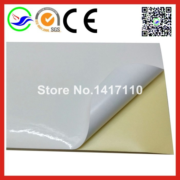 700 Sheets Self Adhesive Label Sticker A4 Label Paper The Glossy A4