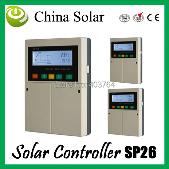 Solar system controller SP26,retail/wholes,2 years warranty,fast deliver,good perfromance function,best packing