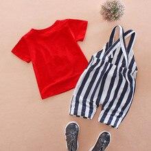 Baby Clothing Summer Set