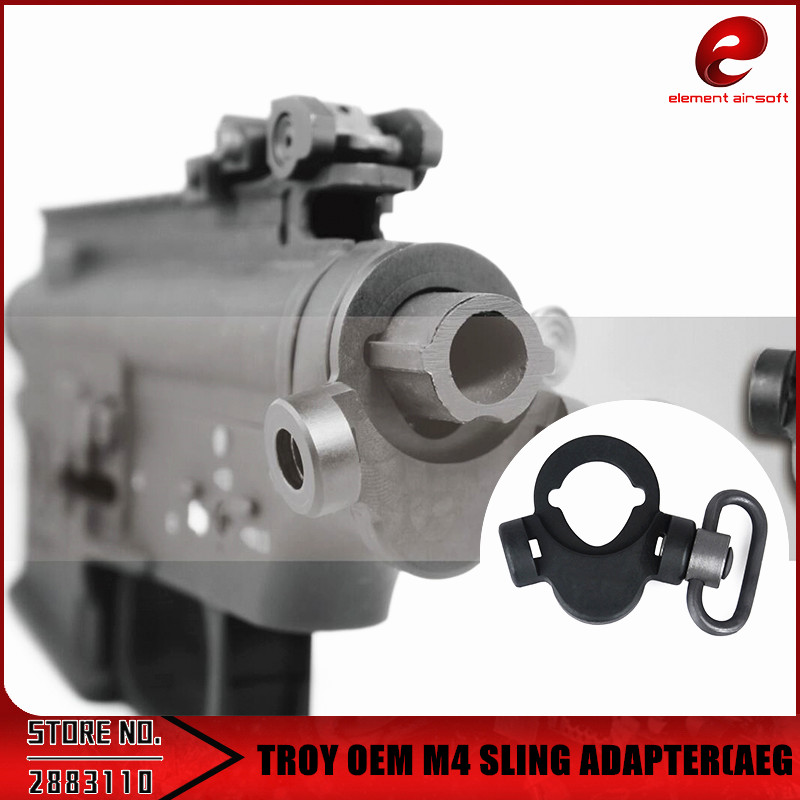 Element TROY OEM M4 QD Sling Mount Adapter 2 Position Quick Detach Dual Loop End Plate Hunting EX243