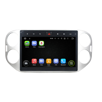 10.1 Inch Android 6.0 Car Multimedia Player For VW Tiguan 2013 2015 Octa core Car Video Audio Without DVD Car Stereo Free MAP