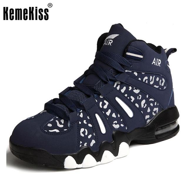 Homens Mulheres Unissex Casual Shoes High Top Altura Crescente de Couro Camurça Fundo De Borracha do Ar Ruuner Amante Ao Ar Livre Formadores Sapatos