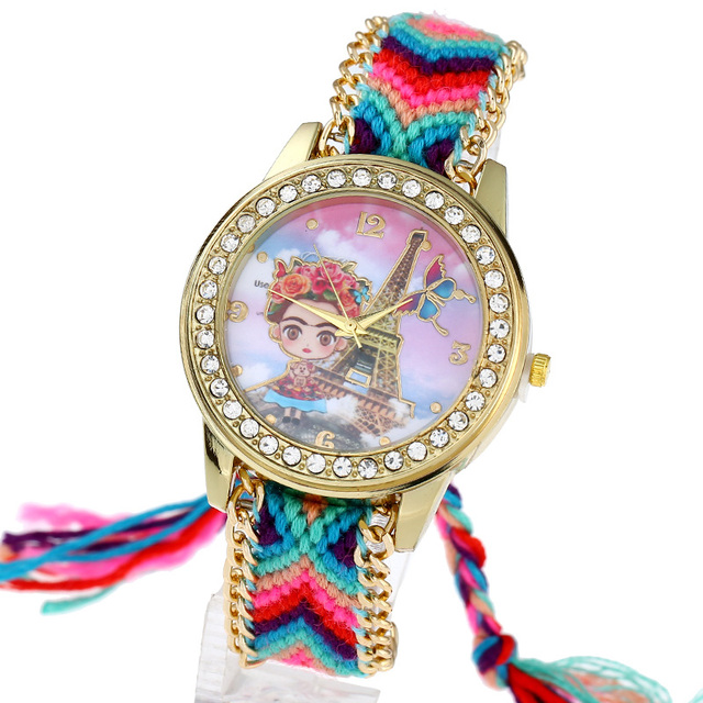 crystal fashion ladies brand quartz geneva top dress watch wrist formal analog women luxury genova rhinestone item watches