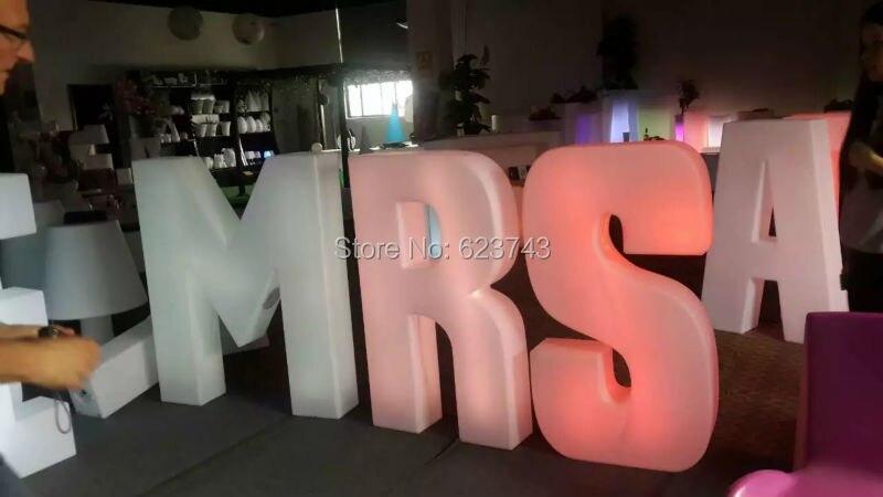 LED light letter-- slong light (6)